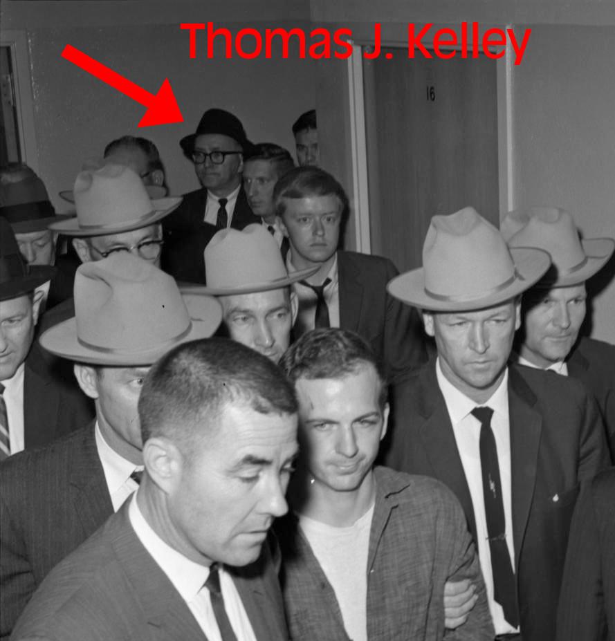 Thomas J Kelley Secret Srervice 1963